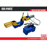 Wholesale C type portable hydraulic track master link pin press remove machine from china suppliers