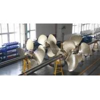China Marine PP propeller Marine propulsion equipment Huge Container Fixed Picth Marine Propeller on sale
