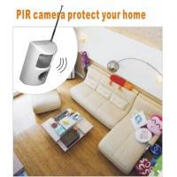 Wholesale Home Security IR LED Night Vision CCTV Surveillance TF DVR W/ PIR Trigger Video Recording from china suppliers