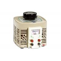 Wholesale 0~250v Single Phase Ac Voltage Regulator 5kva Voltage Stabilizer For Main Line Voltage from china suppliers