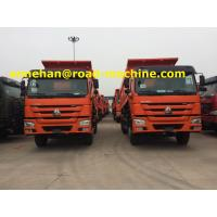 Wholesale 12 Tires Heavy Duty Dump Truck 60 Ton / Howo Tipper 6x4 Sinotruk Dump Truck from china suppliers