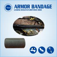 China Fireproofing Armored Glass Fibre Bandages Reinforced Tape on sale