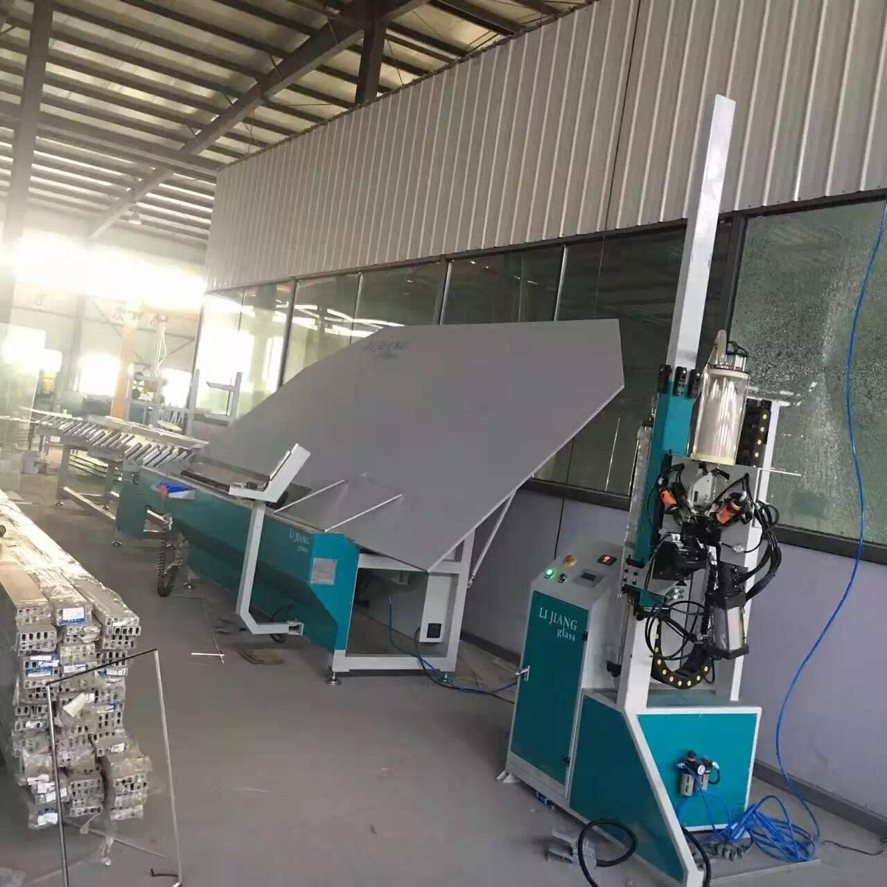 Wholesale Eco Friendly Profile Bending Machine , Continuous Glass Bending Equipment from china suppliers
