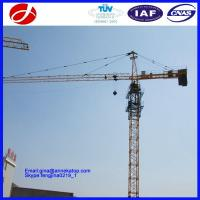 Wholesale 4808 Yuanxin tower crane with CE from china suppliers