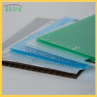 China Plastic Sheet Protective Film Multicolor Corrugated Board Protection Roll on sale