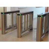 Wholesale High Security Supermarket Swing Gate Waterproof With Acrylic Gate from china suppliers