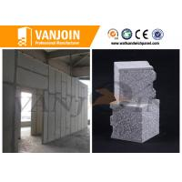 Wholesale 150mm thickness Sandwich Wall Panels fireproof test can reach 6 hours from china suppliers