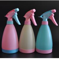 Quality New Style Unique Shape OEM rome Plastic Bottle With Trigger Spray for taking liquid soap for sale