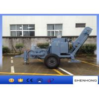 60KN Pulling Force Hydraulic Puller Tensioner Fully Hydraulic Controlled 3.8X2.1X2.3 M