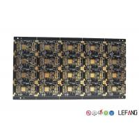Buy cheap 1 OZ Multilayer Pcb Fabrication , Electronic Pcb Board For Communication from wholesalers
