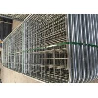 Wholesale Australia Style Galvanized Metal 12 Foot Farm Gate With Welded Frame Pipe from china suppliers