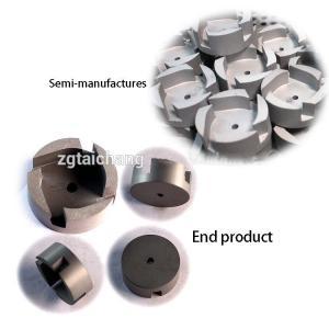 China K10 K20 K30 Custom Carbide Nozzle Custom Size With Long Service Life on sale