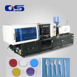 China 100T Pvc Injection Molding Machine / Plastic Basket Making Machine 900KN on sale