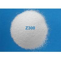 China 60 - 66% ZrO2 Ceramic Beads Z600 - Z850 For Aviation / Automotive Industry for sale