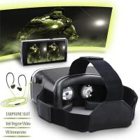 Buy cheap Vr Headset 3d Glasses Virtual Reality 3d Vr Glasses for sexy video support drop from wholesalers