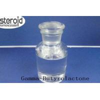 Buy cheap CAS 96-48-0 Gamma Butyrolactone Pharma Raw Materials With High Purity , C4H6O2 MF from Wholesalers