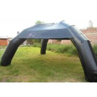 Wholesale Large Pvc Car Shelter Inflatable Spider Tent Booth Tent Customized 4 Legs from china suppliers