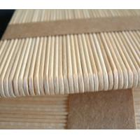 Wholesale Cream Wooden Sticks for Ice Cream Bars 114mm 50pcs from china suppliers