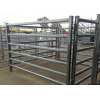 Wholesale Power Coated Metal Cattle Yard Panels Each Weld Protected With Epoxy Paint from china suppliers