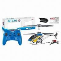 Wholesale 3.5-channel Infrared Ray Alloy RC Helicopter with Gyro from china suppliers