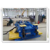 Buy cheap 3D Adjustable Hydraulic Fit Up Rotator for Wind Tower Production Line from wholesalers