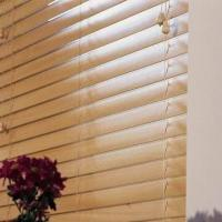 Wholesale Wooden Blinds, Available in Birch/Arctic White, Measures 35 and 50mm Slat from china suppliers