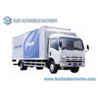 Wholesale Japan I - SUZU Freezer Refrigerator Van Truck 175 Hp 10 Tons Load Capacity from china suppliers
