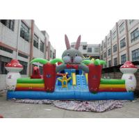 Wholesale Waterproof Giant Inflatable Commercial Bouncy Castle With Jumping Bouncer from china suppliers