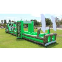 Wholesale On Land Boot Camp Bouncer Obstacle Course For Adult Energy Challenge from china suppliers