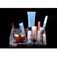 Wholesale Crystal Clear Nail Polish Display Desktop For Makeup Organizer from china suppliers