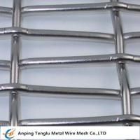China Slot Hole Crimped Wire Mesh|for Agricultural and Construction for sale