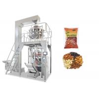 Wholesale Fully Automatic Muilti- heads Weigher Packaging Machine For Nuts / Peanut / Dry Fruits from china suppliers