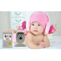 China Household two way talk Audio & Video Baby Temperature Monitor night vision on sale