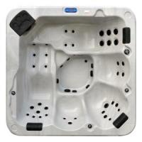 Wholesale Lucite SPA Shell Jacuzzi for 5 Person from china suppliers