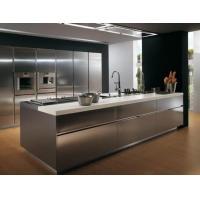 Buy cheap Modern / Fashion Outdoor Kitchen Cabinet Stainless Steel Kitchen Cupboards from wholesalers
