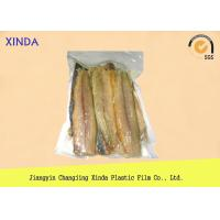 Wholesale Eco Frozen Fish 3 Side Sealed Vacuum Pack Storage Bags With Exquisite Gravure Printing from china suppliers