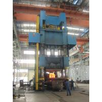 Quality 800 Ton Hot Forging Open Die Hydraulic Press Machine , Metal Press Machine for sale