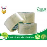 Wholesale Eco - Friendly Bopp Self Adhesive Tape , Bopp Printed Tape For Office / Industrial from china suppliers