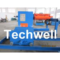 Wholesale Full Automatical Uncoiler Curving Machine With Loading Capacity of 5 / 7 / 10 / 15 Ton from china suppliers