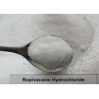 Wholesale Strongest Local Anesthetic Powder Ropivacaine HCL Pharmaceutical Anabolic Steroids from china suppliers