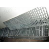 China High Performance Steel Grating Drain Cover With Frame 25 X 5 Bearing Bar on sale