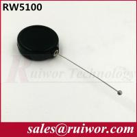 Quality Anti Theft Pull Box Retractable Steel Cable For Product Positioning for sale