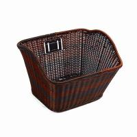 China Wicker Bicycle Basket T02-4 on sale