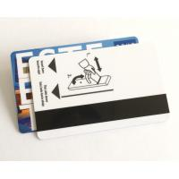 China Printed Loyalty Gift Promotion Plastic Membership Cards With Barcodes CMYK Color on sale