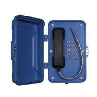 Wholesale IP67 Outdoor Industrial Waterproof Telephone Tunnel Emergency Phone from china suppliers