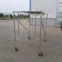 Wholesale Scaffolding Set 5' x 5' x 7'Snap on Double Ladder Frame from china suppliers