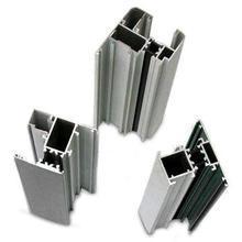 thermal break aluminium extrusion profiles manufactures China