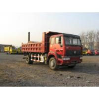 Wholesale Wheelbase (Mm) 4700 Super Dump Truck Axle Load 6000/10000 Color Optional from china suppliers