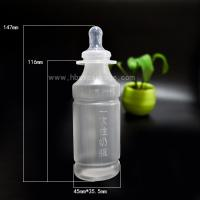 Wholesale SX new type 80ml plastic baby bottle pp material Wholesale and retail from china suppliers