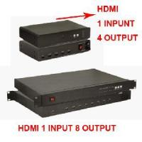 Wholesale HDMI Distributor, Splitter HDMI102 HDMI104 HDMI108 from china suppliers